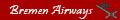 Airline Logo der Airline Bremen Airways