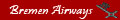 Airline Logo der Airline Bremen Airways