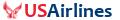 Airline Logo der Airline USAirlines
