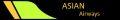 Airline Logo der Airline Asian Airways