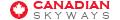 Airline Logo der Airline Canadian Skyways