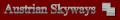 Airline Logo der Airline Austrian Skyways