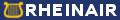 Airline Logo der Airline Rheinair