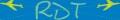 Airline Logo der Airline RDT Airline