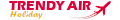 Airline Logo der Airline Trendy Air - Holiday