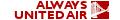 Airline Logo der Airline Always United Air