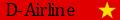 Airline Logo der Airline D-Airline